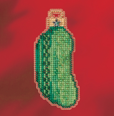 Bead Kit - Christmas Pickle