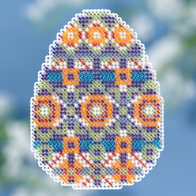 Bead Kit - Mosaic Egg
