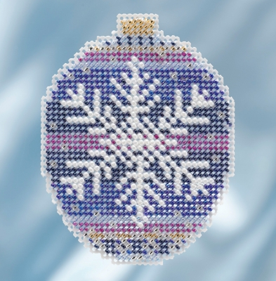 Bead Kit - Royal Snowflake