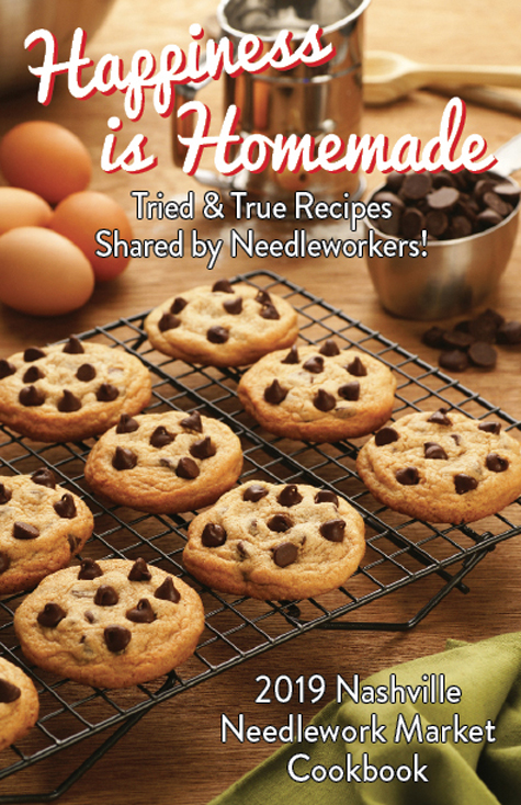 Happiness is Homemade (Nashville 2019 cookbook)