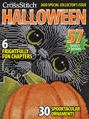 JCS - 2020 - Halloween Special Collector's Issue