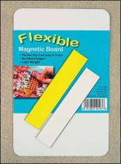 Magnetic Board, Flexible – 5.5x8.5 inches