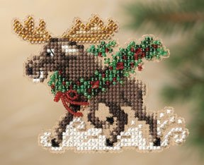 Bead Kit - Merry Moose