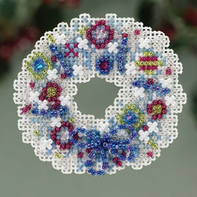 Bead Kit - Crystal Wreath