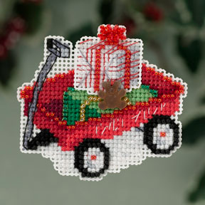 Bead Kit - Red Wagon