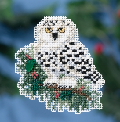 Bead Kit - Snowy Owlet