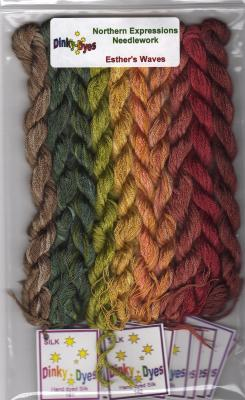 Esther's Waves - DD Silk Pack